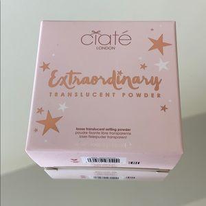 Ciaté Extraordinary Translucent Setting Powder